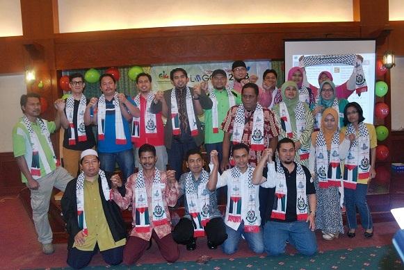 Official Blogger for Gaza