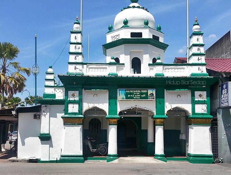 Nagore Dargha Sheriff, Pulau Pinang