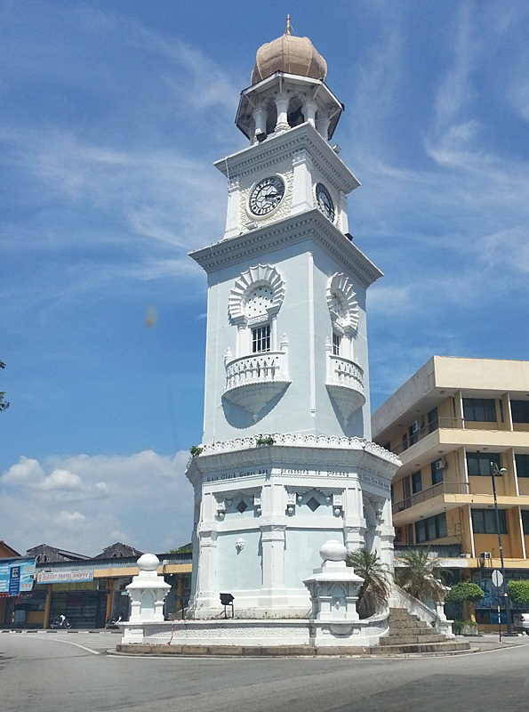 Queen Victoria Memorial Clocktower