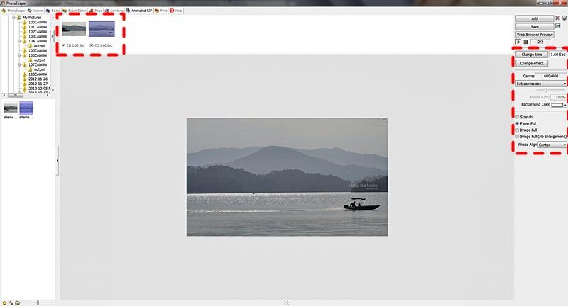 Cara Mudah Buat Gambar Animated Gif Photoscape