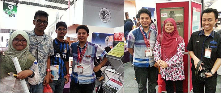 bloggers at LIMA Langkawi