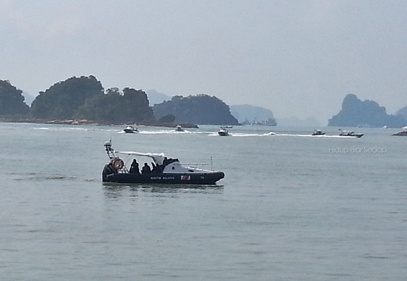 persembahan peronda laut porto malai