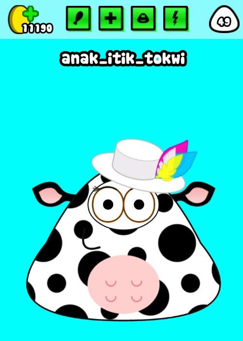 Anak Itik Pou Ibu Lembu