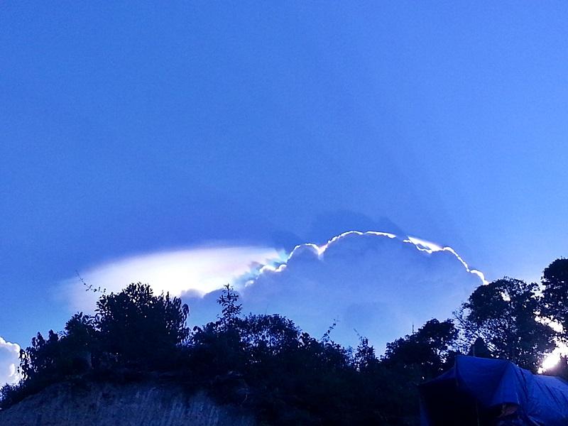 Aurora di langit