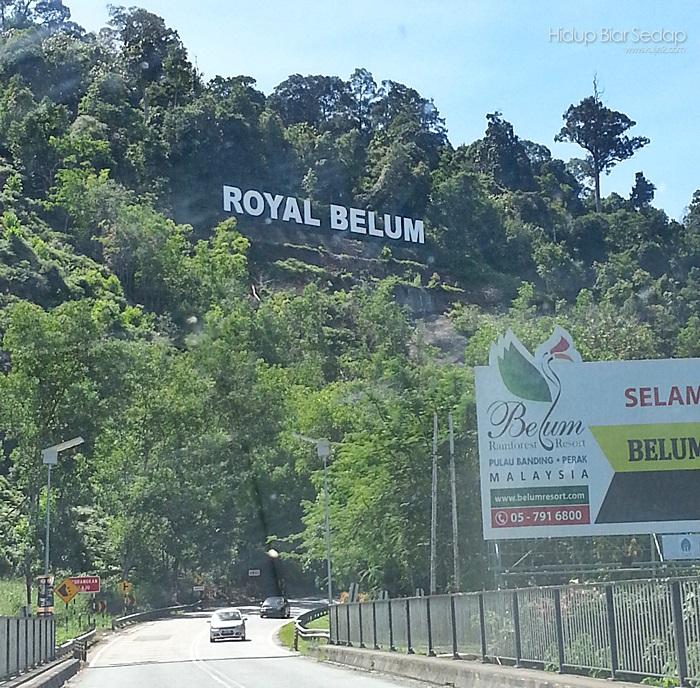 Royal Belum Tasik Banding
