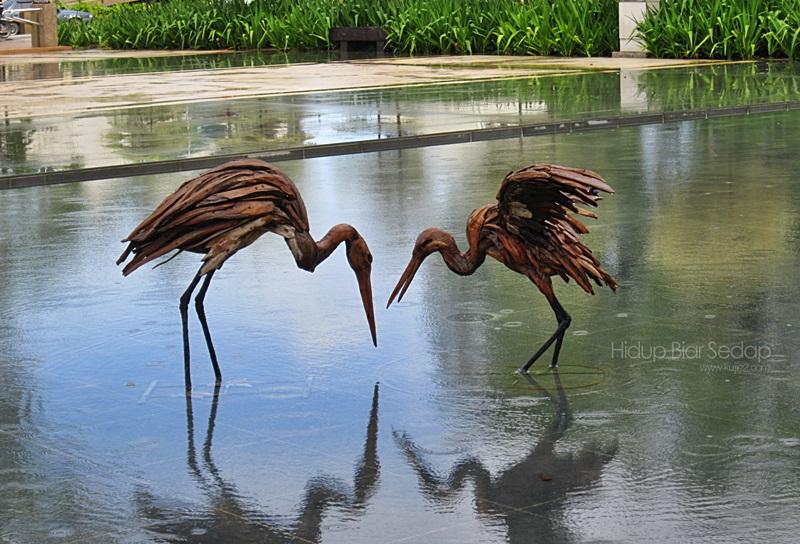 arca burung