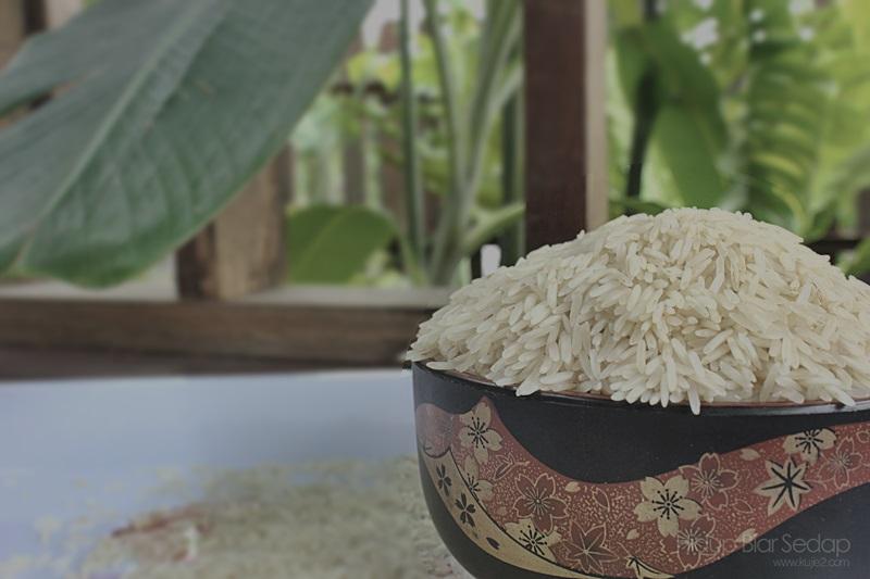 Beras Basmathi Jasmine Sesuai Untuk Masak Nasi Arab