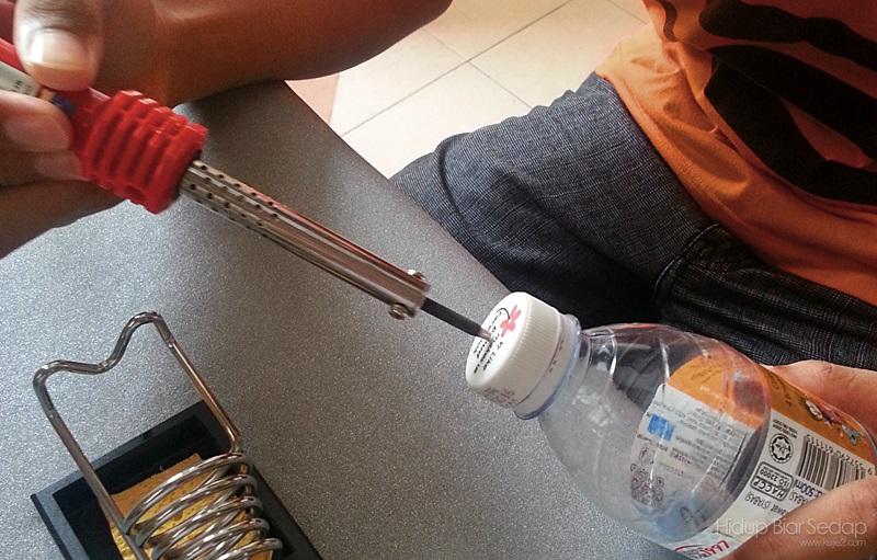 cara buat acuan roti jala
