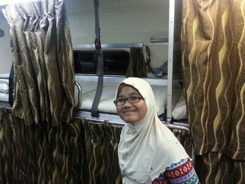 Perjalanan Balik Makan Durian Dengan Senandung Langkawi