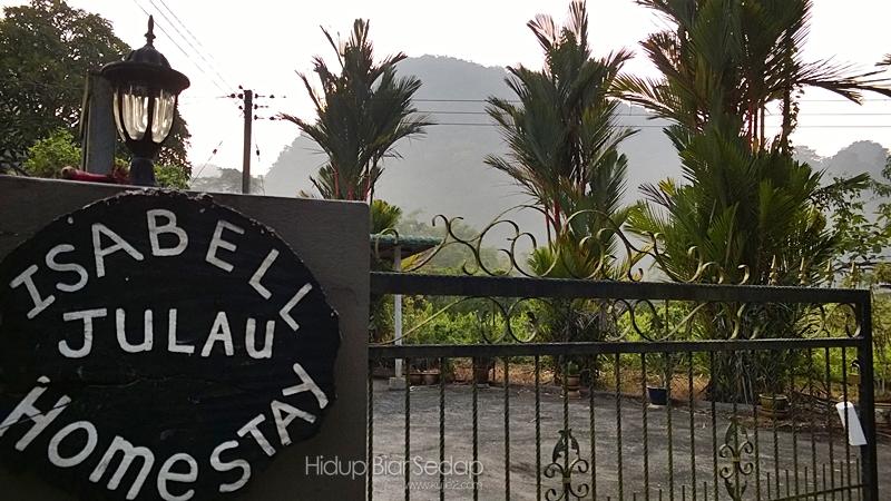 Kampung Benuk Isabel Julau