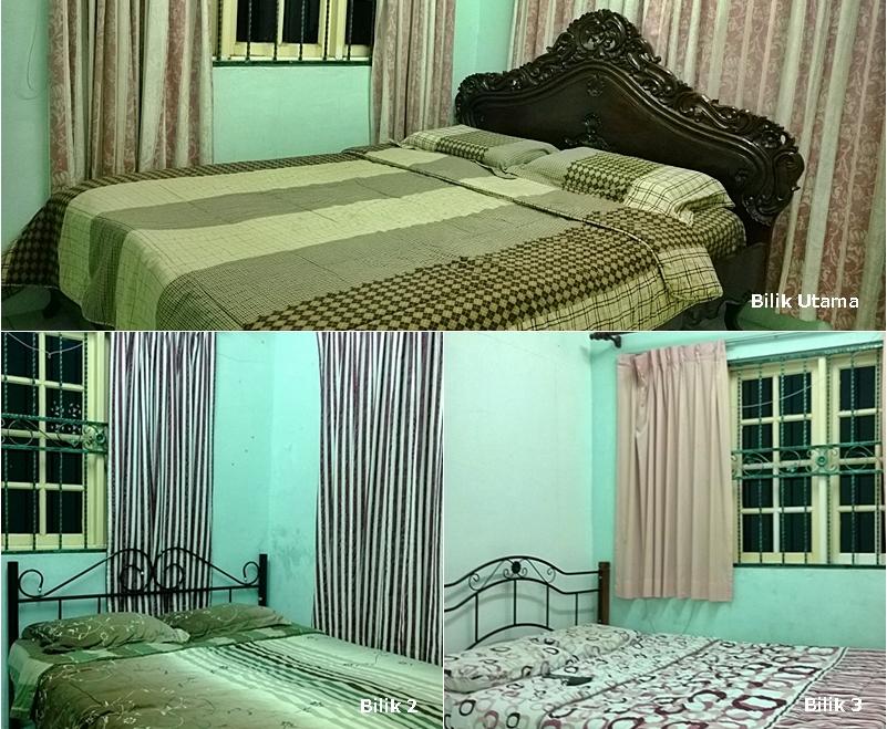 bilik tidur homestay