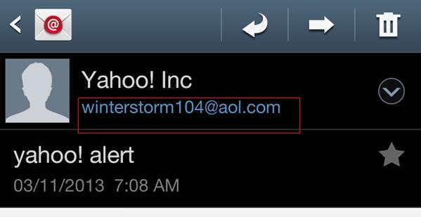 Jangan Percayakan Yahoo