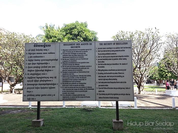Tugu Peringatan Tuol Sleng