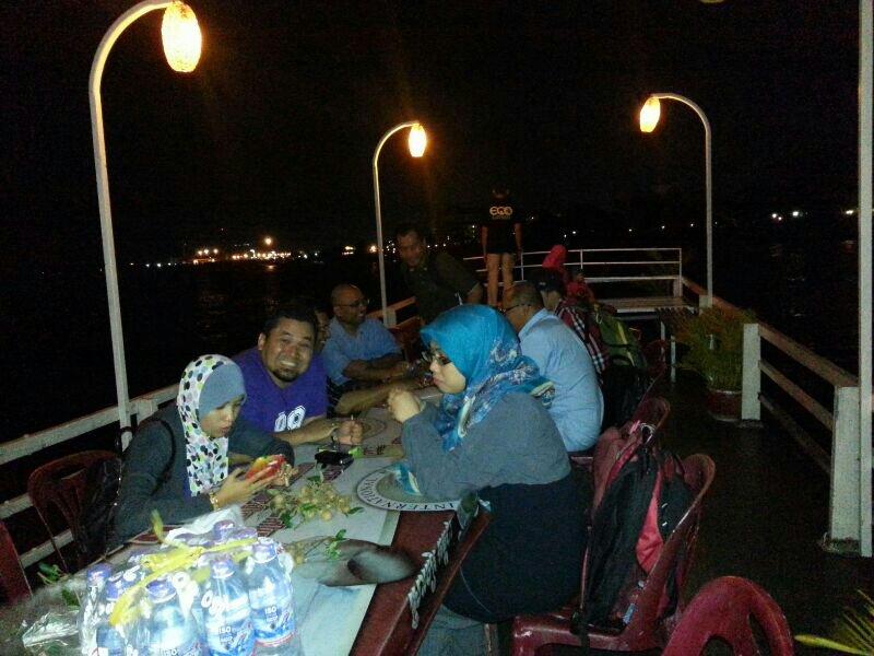 Romantik Malam Pertama Di Phnom Penh