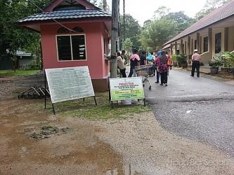 Tempat menarik di Terengganutiket masuk hutan lipur sekayu