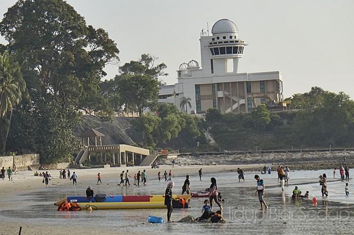 Balai cerap di Kompleks Baitul Hilal, Teluk Kemang