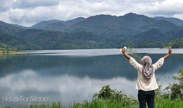 Gambar Empangan Sungai Selangor Terkini ( 2014 )