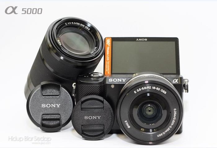 Pengalaman Bercuti Bersama Sony Alpha5000