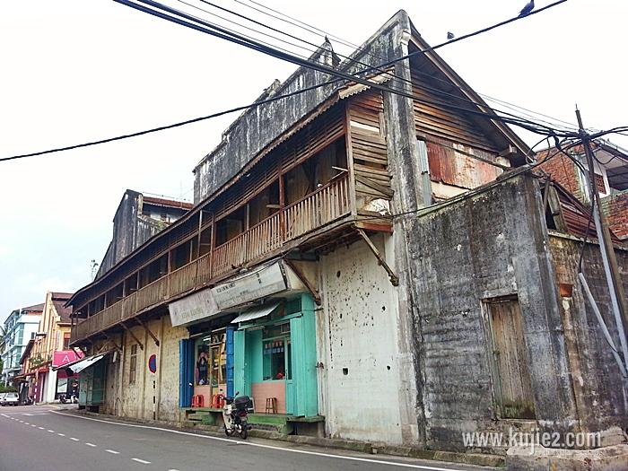 kedai lama tanjung malim