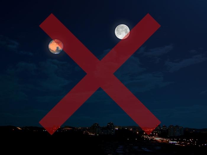 Fenomena Bulan Berkembar 27 Ogos 2014