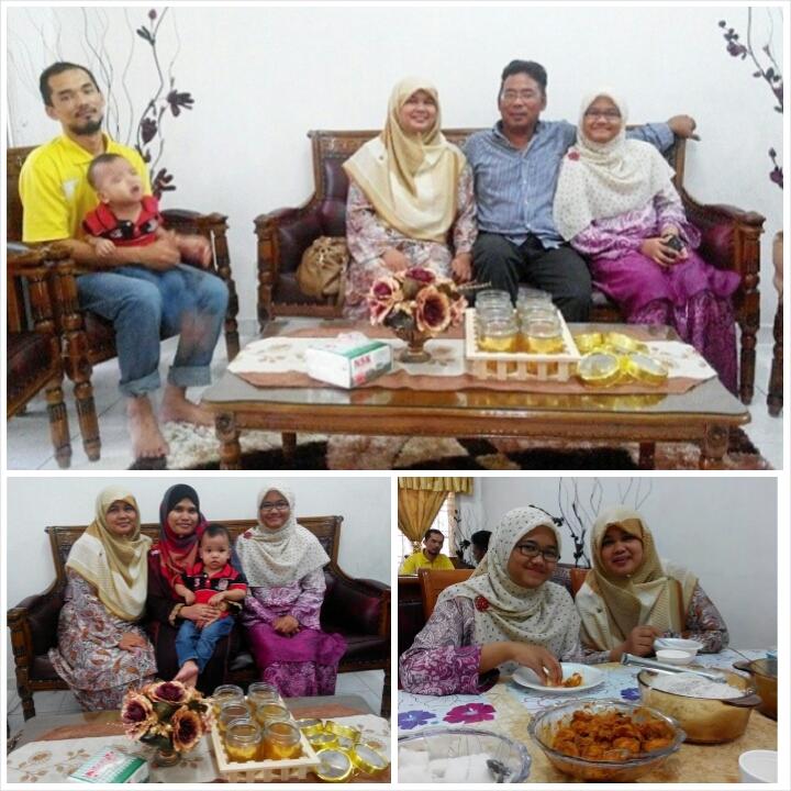 Suami Isteri Blogger Beraya