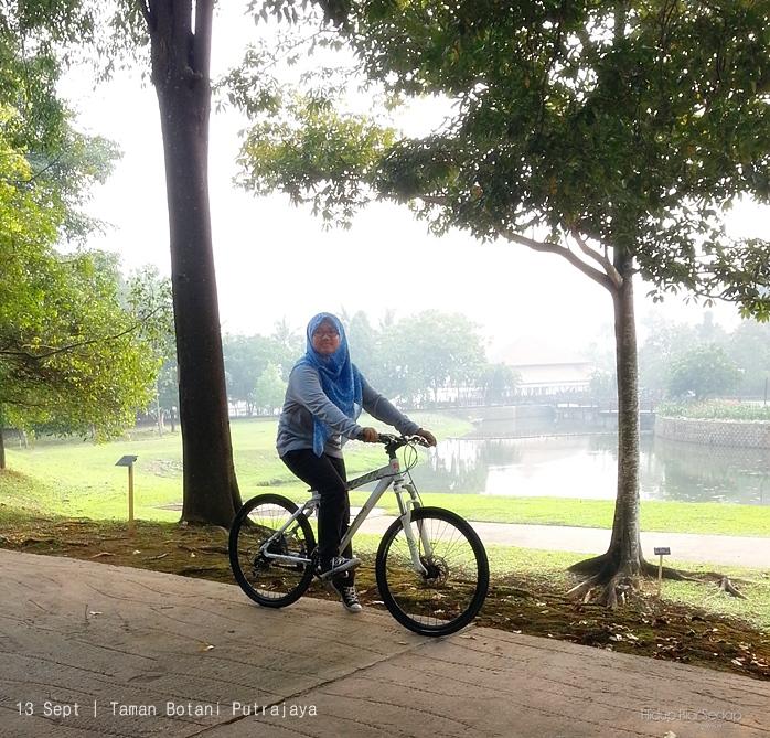 JomOuting Di Taman Botani Putrajaya Bersama Ai Media Dan Perbadanan Putrajaya