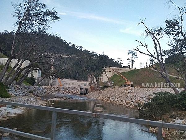 Kenali Empangan Kenyir 2 Hulu Terengganu- Empangan Puah & Empangan Sungai Tembat