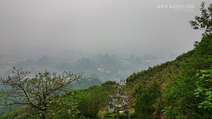 gunung yao guilin china