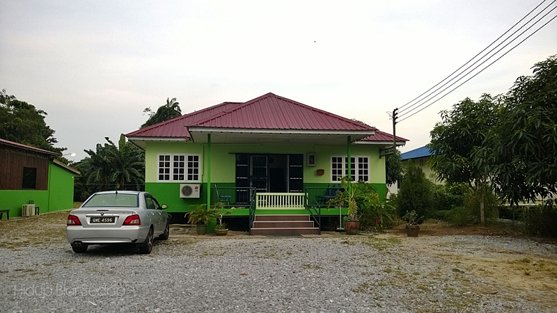 Homestay Kampung Santubong